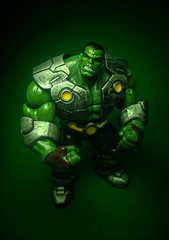 The Indestructible Hulk
