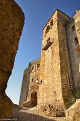 Torre de Castellar Viejo (Cádiz, España)