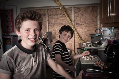 Boys Cook