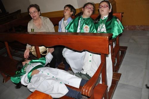 AionSur 13952306283_1df06cd0a0_d Esperanza y Santo Entierro, corazones divididos en estaciones de penitencia que se unen Cultura Semana Santa