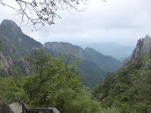 Jiangxi-Sanqing Shan- 2 sentier de l'ouest (9)