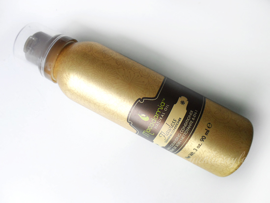 Macadamia Natural Oil Flawless Cleansing Conditioner review and swatches