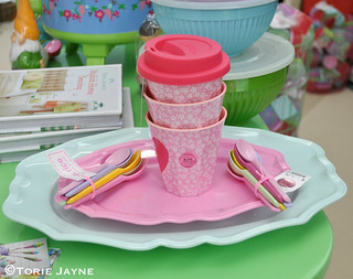 Pretty platters from Pinks & Green