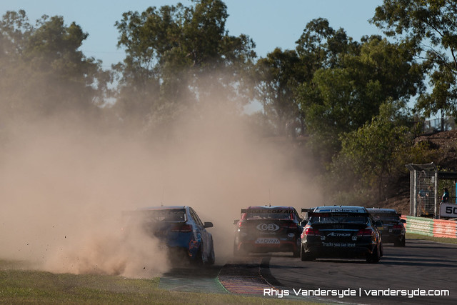 V8 Supercars - Hidden Valley Darwin - 2015