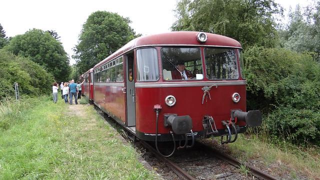 Vetschau, Railbus zlsm
