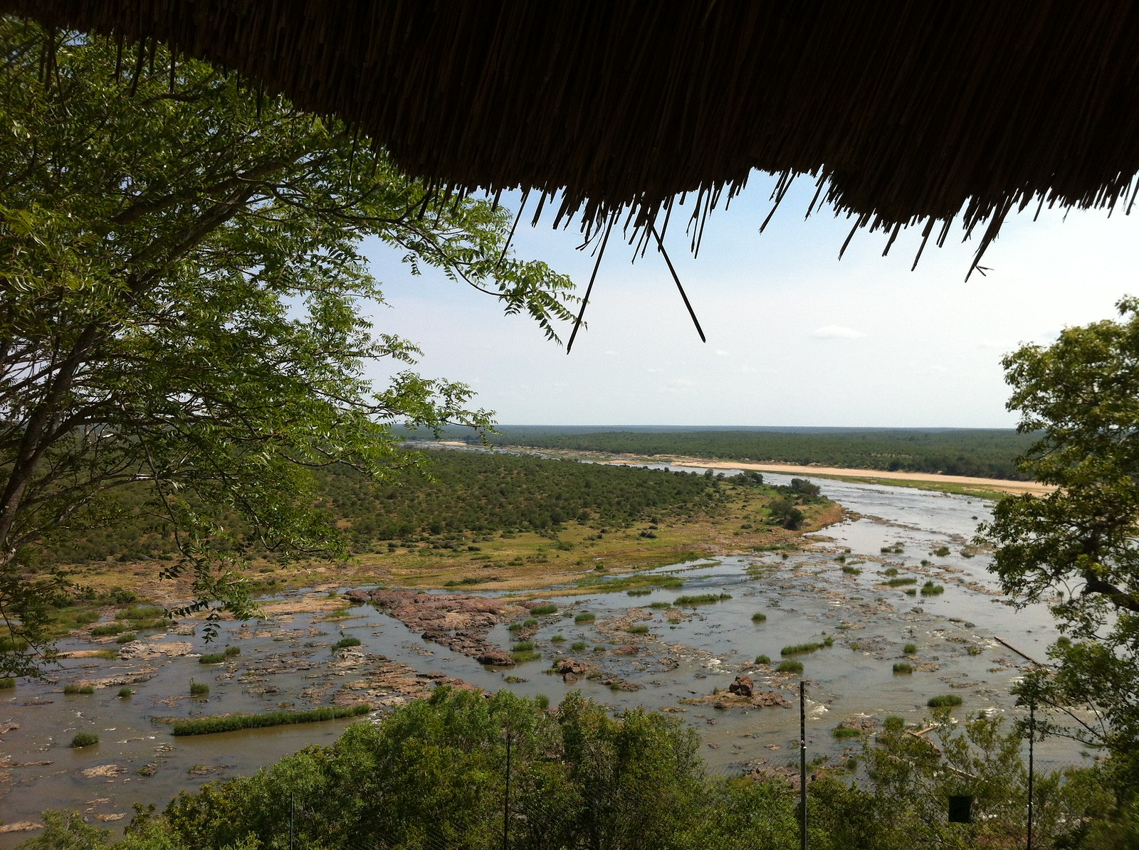 Olifants rest camp Krugerpark