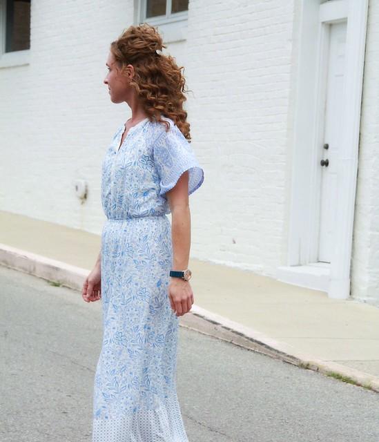 how to refashion a sleeveless dress tutorial diy