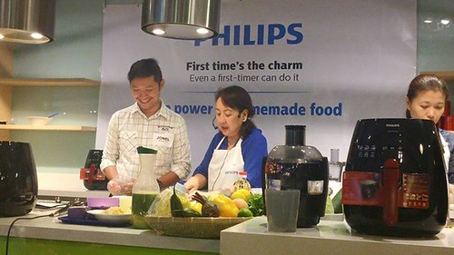 Philips' new cookbook showcases homemade recipes of Nancy Lumen