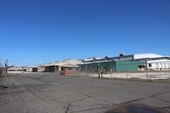abandoned works