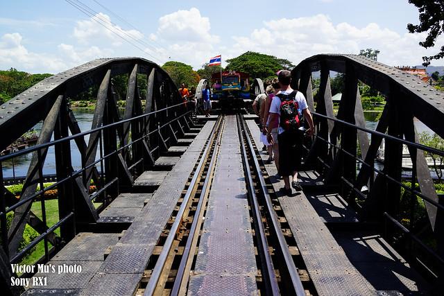 桂河大橋 -- Bangkok