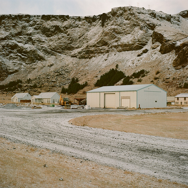 House in Vik