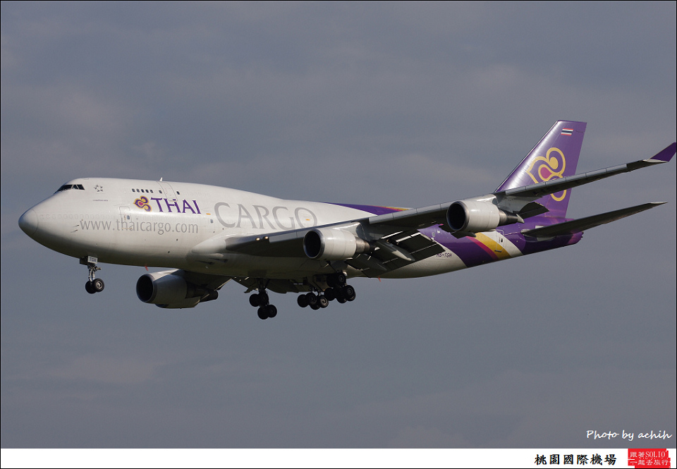 Thai Airways International HS-TGH-008