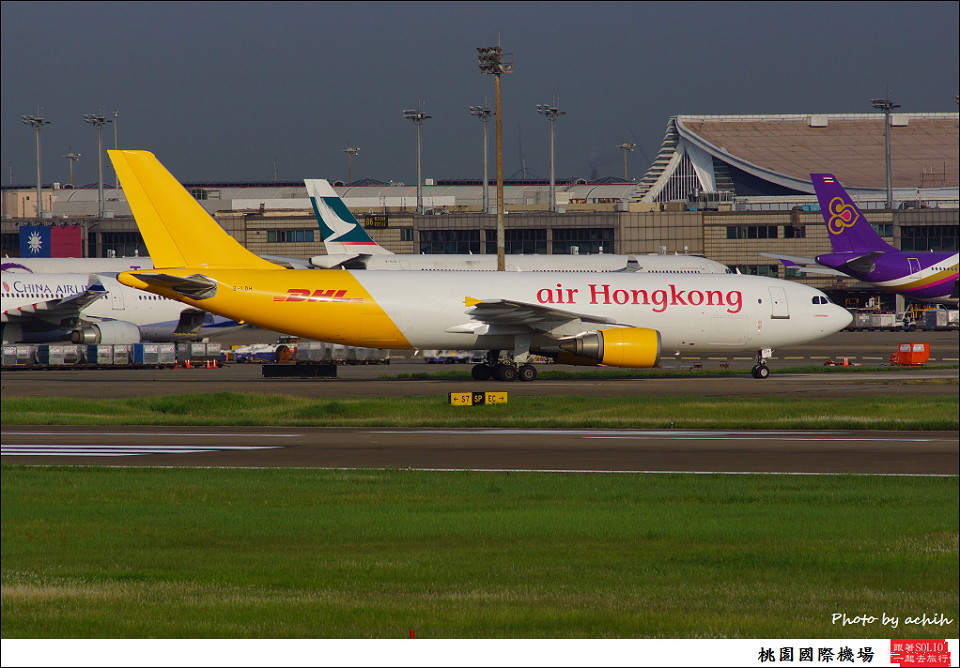 Air Hong Kong B-LDH-002