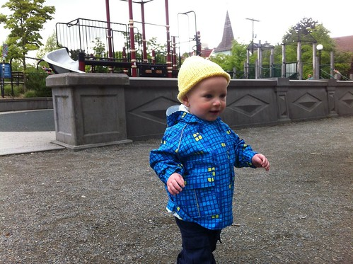Stylin' at the Park