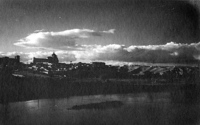 Toledo en 1935. Fotografía Josep Gaspar i Serra © Arxiu Nacional de Catalunya. Signatura ANC1-23-N-1533