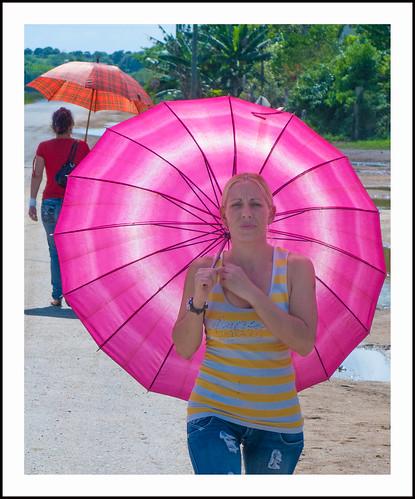 parapluie by hans van egdom