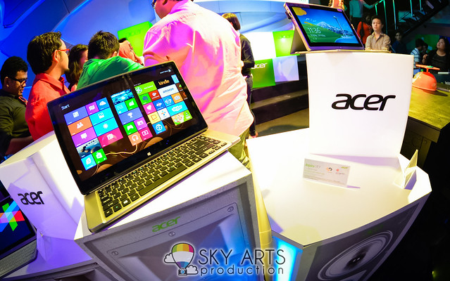 Acer Aspire P3 R7 Notebook PLAYsure Redefined Party @ Poppy Garden