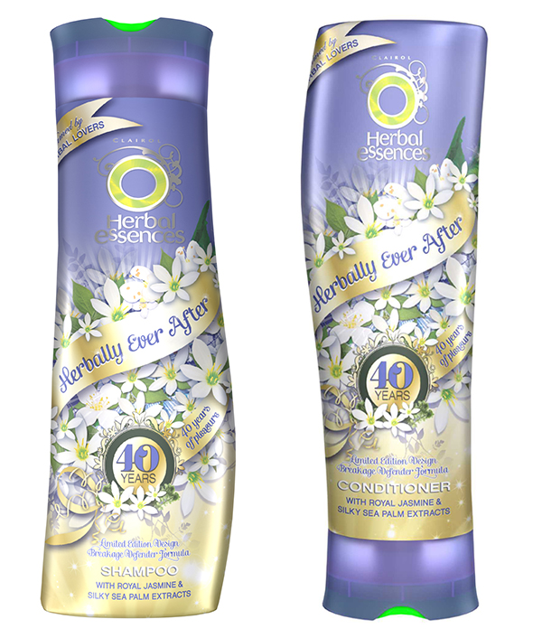 Herbal Essences Herbally Ever After