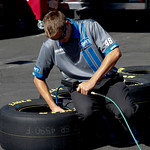 Checking The Tires