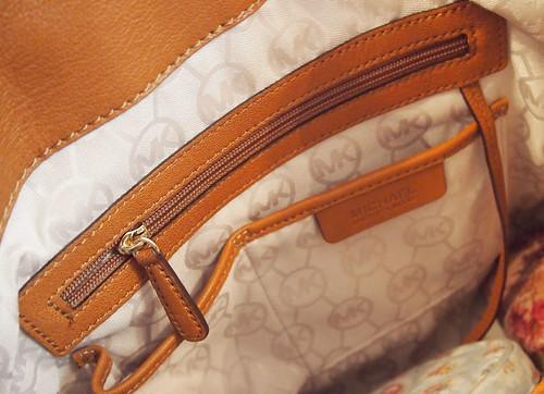 inside handbag