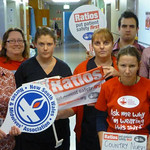 Kempsey nurses see red over patient ratios
