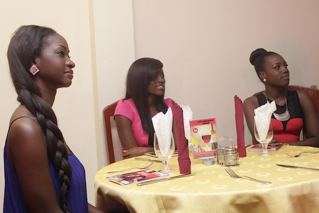 Uncle Ebo meets Miss Ghana 2013 finalists (23)