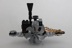 LEGO Master Builder Academy Invention Designer (20215) - Self-Propelled Boat