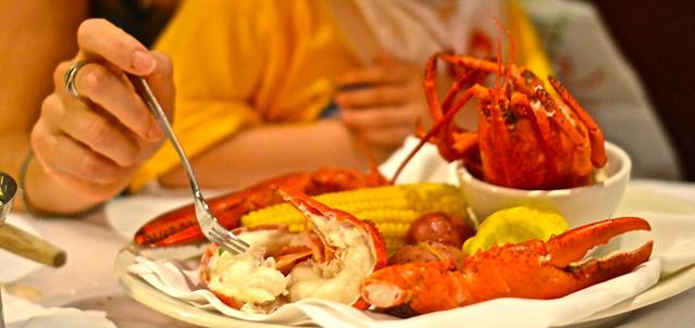 lobsters boston