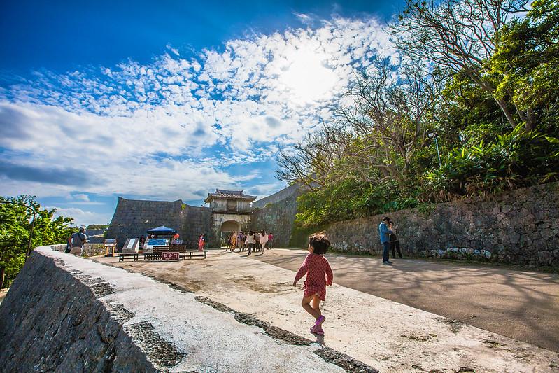 Shuri castle 5 Okinawa