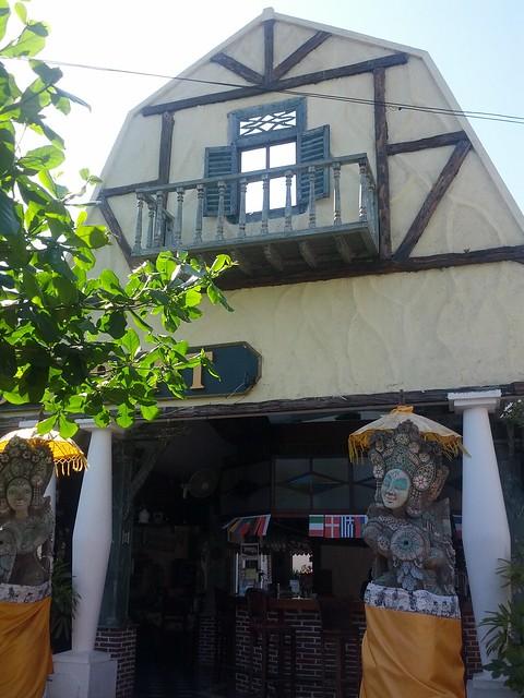 Гестхауз декорирован в европейском стиле