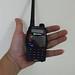 RSK Baofeng UV-5RA Scale