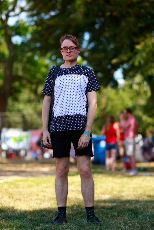 andrew_p4k Pitchfork Music Festival, Union Park, Chicago, Quick Shots, men, street style, street fashion