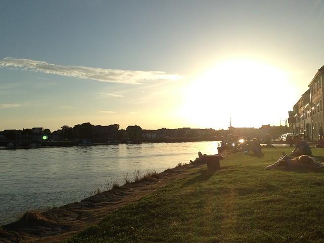 Sunny Evening 1