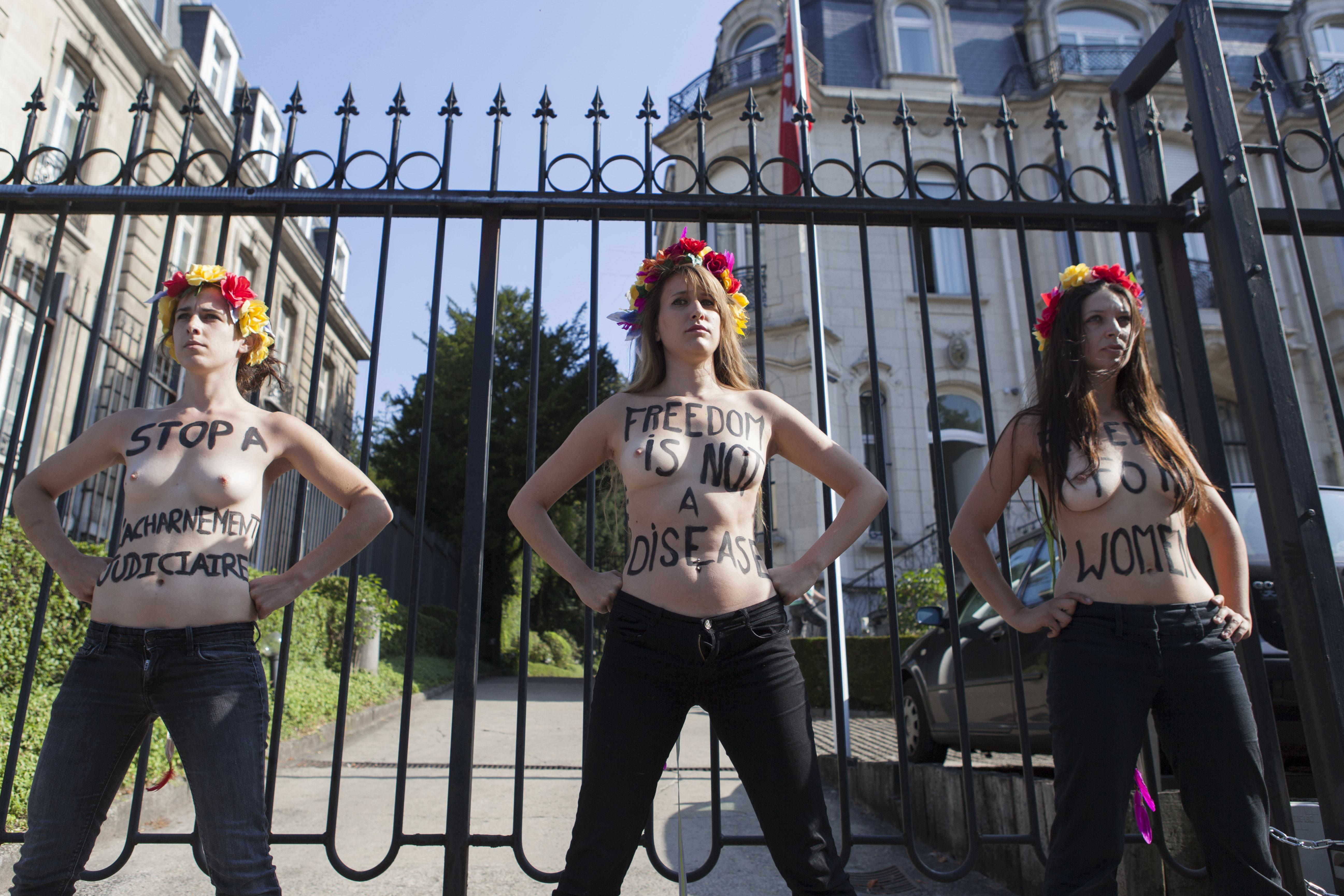 (9)BELGICA-BRUSELAS-SOCIEDAD-PROTESTA