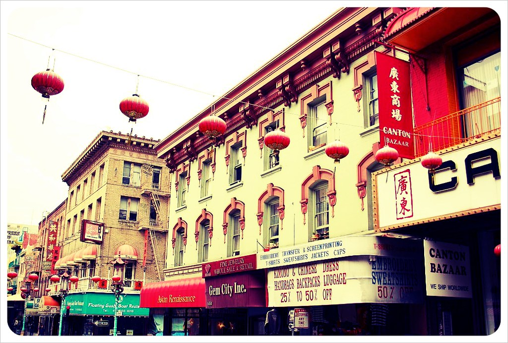 chinatown san francisco