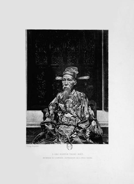 Quan đại thần Nguyễn Trọng Hiệp (1834-1902)