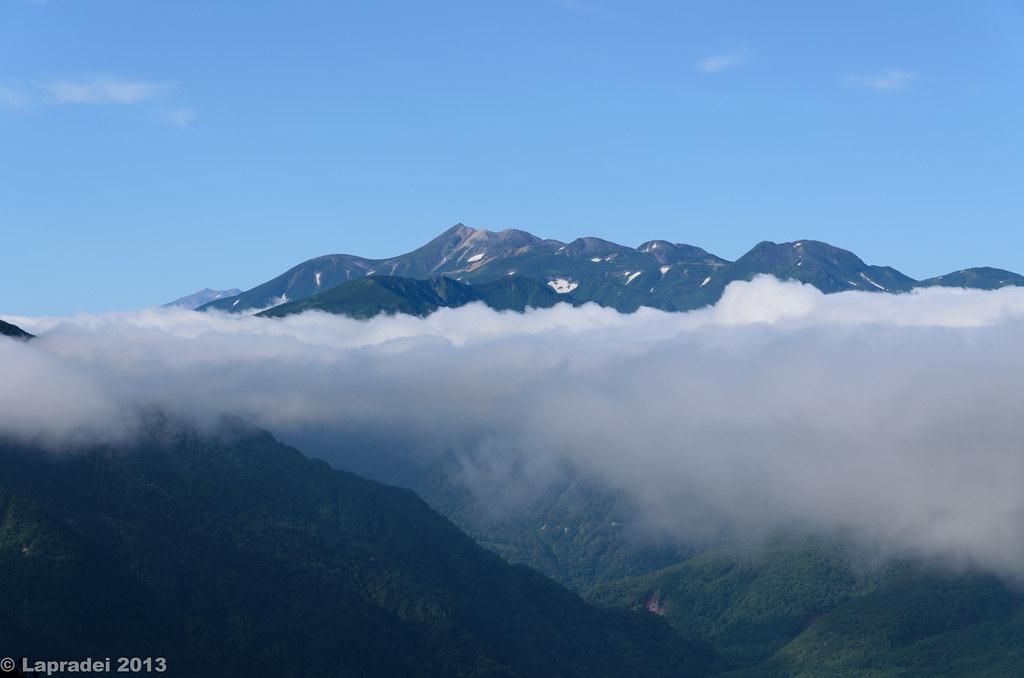 20130803 乗鞍岳
