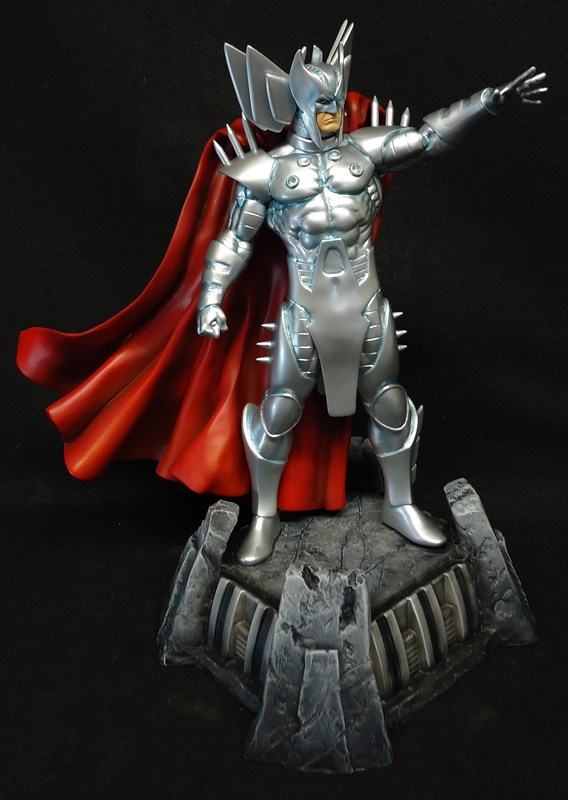 This is the awesome new Stryfe statue that just went up for presale!