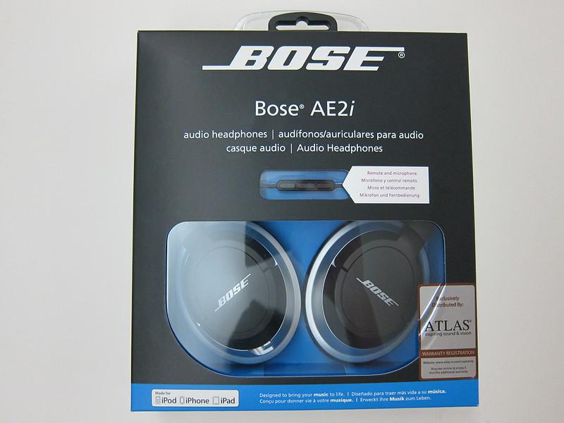 Bose AE2i - Box Front