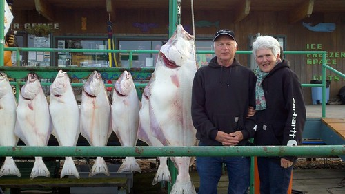 halibut fishing oregon coastal flowers