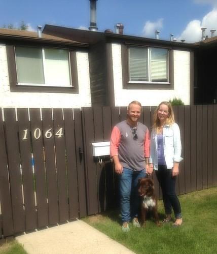 Sara Jessie Real Estate Services Reviews - Edmonton Real Estate - Ellie & Seth