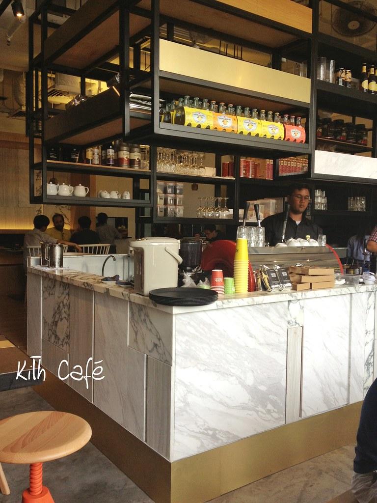 Kith Cafe, Quayside Isle