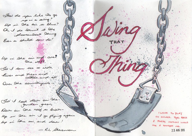 21-2013 // swing that thing