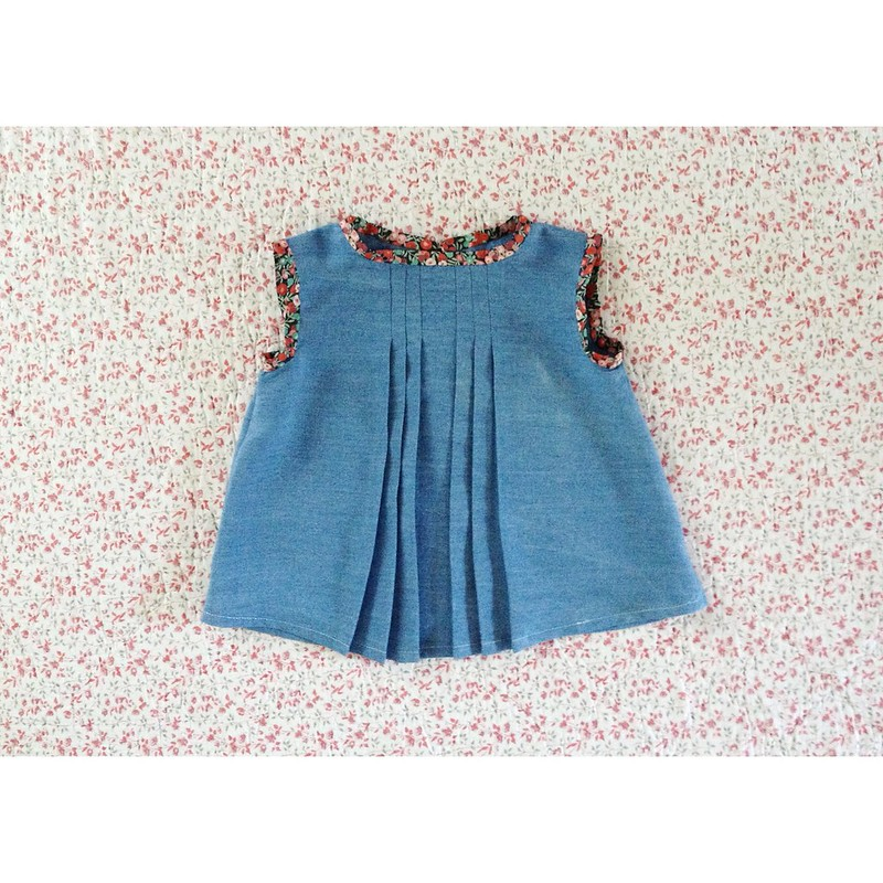 Little girl blouse. Size 2t