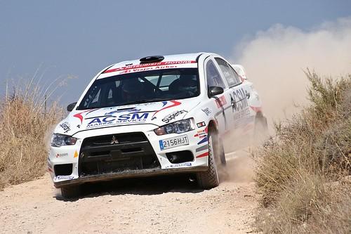 Pons Rallye de Tierra de Pla d´Urgell 2013