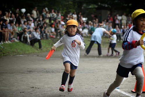 SAKURAKO - Kindergarten Sports Festival.
