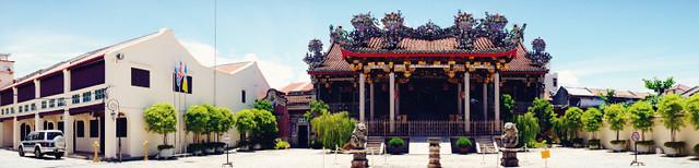 Leong San Tong Khoo Kongsi Temple Penang (槟城龙山堂邱公司)