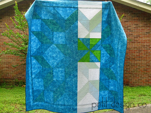 Carpenter's Star Quilt