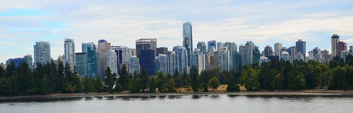 Beautiful Downtown Vancouver, Canada