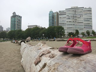The urban beach